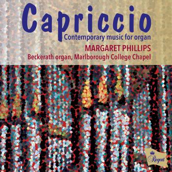 Margaret phillips concert organist capriccio for Ad wammes miroir