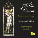 Thumbnail image of Alla Danza CD cover