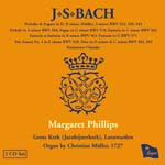 Thumbnail image of J.S. Bach Volume VIII CD cover