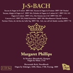 Thumbnail image of J.S. Bach Volume V CD cover