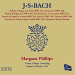 Thumbnail image of J.S. Bach Volume IV CD cover