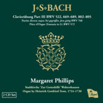 Thumbnail image of J.S. Bach Volume III CD cover
