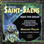 Thumbnail image of Saint-Saëns CD cover