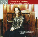 Thumbnail image of Voluntaries & Variations CD cover
